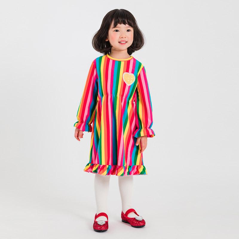 오즈키즈,아동복,아동화,등원룩,등원패션,여아원피스,여아구두
